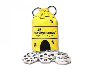 Méhkaptár (PI, gyorsasági logikai úti társasjáték, 7-14 év)