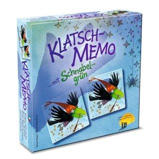 Memo Csatt (Drei Hasen, Klatsch-Memo, kapkodós-csapkodós memóriajáték, 3-10 év)