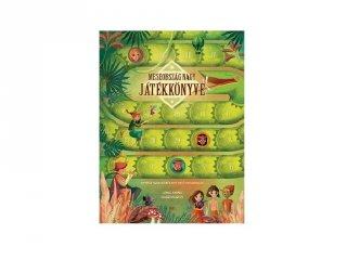Meseország nagy játékkönyve, 8 mesés társasjáték kivehető figurákkal (MO, 6-12 év)