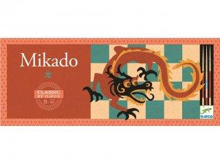 Mikado (Djeco, 5210, marokkó társasjáték, 5-99 év)