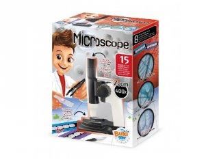 Mikroszkóp, Buki tudományos játék 15 kísérlettel (6-12 év)