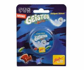Mini fémdobozos Geistesblitz, Zoch gyorsasági megfigyelős társasjáték (8-99 év)