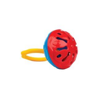 Mini kalitka csörgő, Halilit baba hangszer többféle színben (3 hó-2 év)