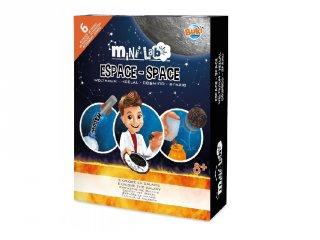 Mini laboratórium, Az univerzum felfedezése, Buki tudományos kísérletező játék (8-14 év)