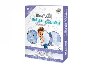 Mini laboratórium, szappanbuborék készítés, tudományos kísérletező játék (Buki, 8-14 év)
