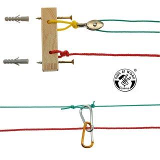Mini teherhordó kötélpálya (750261)