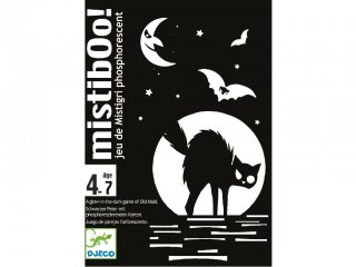 Mistiboo (Djeco, 5116, világítós, párkeresős kártyajáték, 4-7 év)