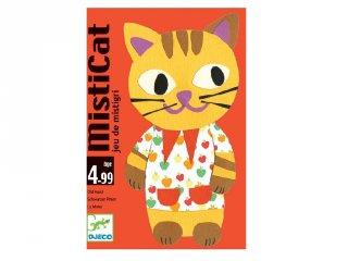 Misticat (Djeco, 5141, párkeresős kártyajáték, 4-7 év)