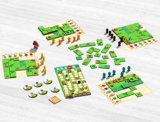Miyabi, Haba logikai társasjáték (8-99 év)