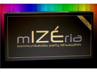 Mizéria (kommunikációs, kitalálós partyjáték, 10-99 év)