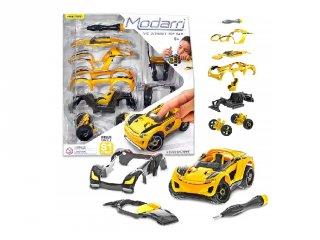 Modarri S1 Street Car Delux nagyvárosi cirkáló, autóépítő játék (7-16 év)