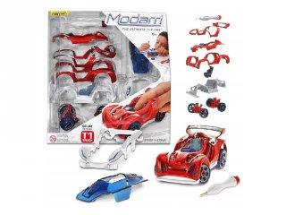 Modarri T1 Track Car Delux, versenyautó építő játék (7-16 év)