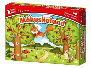 Mókuskaland (Keller & Mayer, családi társasjáték, 3-8 év)