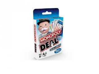 Monopoly Deal (családi kártyajáték, 8-99 év)