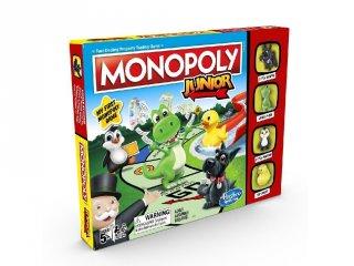 Monopoly Junior (Hasbro, Az első monopoly játékom, 5-10 év)