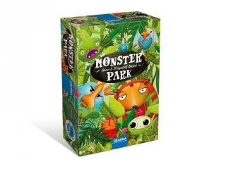 Monster Park, Granna családi társasjáték (7-99 év)