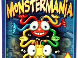 Monstermania (Piatnik, családi, oktató-, és fejlesztő társasjáték, 5-12 év)
