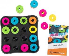 Morphy, kétszemélyes logikai társasjáték (FB, 8-14 év)