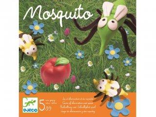 Mosquito (Djeco, 8469, gyorsasági családi társasjáték, 5-9 év)