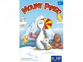 Mount Pingo (Huch&Friends, ügyességi kártyajáték, 5-9 év)