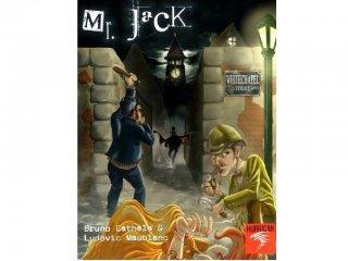 Mr. Jack in London (HG, kétszemélyes, nyomozós stratégia társasjáték, 9-99 év)
