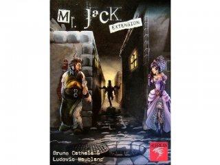 Mr. Jack in London, kiegészítő (HG, kétszemélyes, nyomozós stratégia társasjáték, 9-99 év)