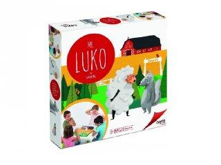 Mr. Luko, kooperációs társasjáték (3-6 év)