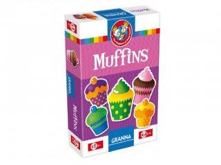 Muffins (Granna, gyorsasági reflexjáték, 5-9 év)
