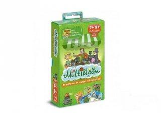 Multibloom - Szorzótábla kertészet, Brainy Band matekos kártyajáték (7-12 év)