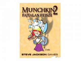 Munchkin 2., avagy Fajtalan fejsze (a világ legviccesebb partyjátékának 1.kiegészítője, 10-99 év)
