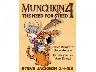 Munchkin 4., Dobj egy Hátast! (a világ legviccesebb partyjátékának 3.kiegészítője, 10-99 év)