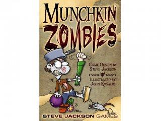 Munchkin Zombik (Delta Vision, a világ legviccesebb partyjátékának horror változata, 10-99 év)