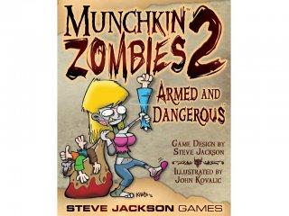 Munchkin Zombik, Kar-hatalom (Delta Vision, kiegészítő a horror változathoz, 10-99 év)