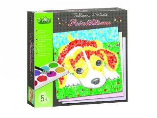Művészi pontfestés Állatok, kreatív szett (CRE, 5-10 év)
