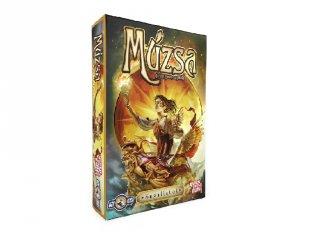 Múzsa, a sugallatok társasjátéka, kommunikációs partijáték (10-99 év)