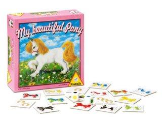 My Beautiful Pony (Piatnik, oktató-, és fejlesztő gyerekjáték, 4-8 év)