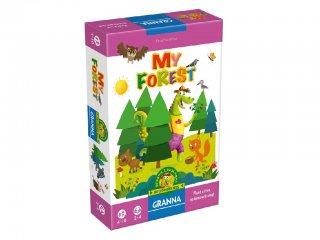 My forest, Az én erdőm társasjáték (Granna, társasjáték, 4-10 év)