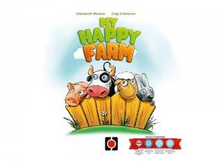 My Happy Farm (5th Street Games, családi stratégiai társasjáték, 8-99 év)