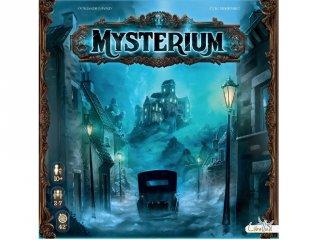 Mysterium (Asmodee, nyomozós kooperatív társasjáték, 9-99 év)