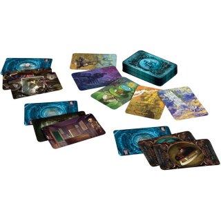 Mysterium kiegészítő, Hidden Signs (Asmodee, kooperatív nyomzós társasjáték, 14-99 év)