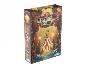 Mysterium Park, nyomozós kooperatív társasjáték (10-99 év)