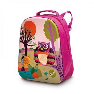 Nagy hátizsák, erdőlakók (Oops, 3D-s táska, 5-9 év)
