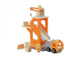 Narancssárga toronydaru, fa szerepjáték (FK, 3-7 év)