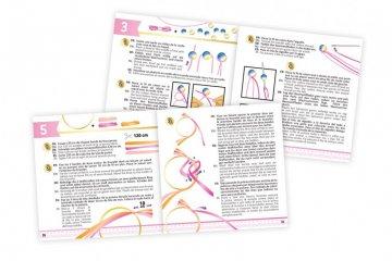 Neon karkötő készítő szett, Buki kreatív játék (8-14 év)