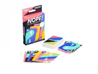 Nope! Uno típusú kártyajáték (6-99 év)