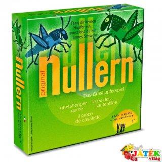 Nullern (Drei Hasen, szöcskés bridge játék, 8-99 év)