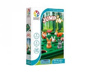 Nyuszi hopp! Nyúlugró Smart Games logikai játék (60 feladvány, 7-99 év)