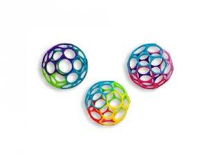 Oball, játéklabda (babajáték, több színben, 0-2 év)