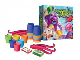 Octopus party, ügyességi társasjáték (5-8 év)