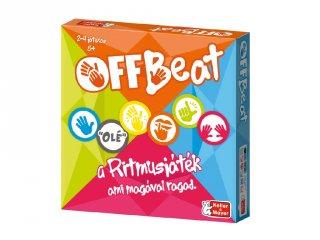 OFF-Beat, Keller & Mayer ritmusérzéket fejlesztő társasjáték (5-99 év)